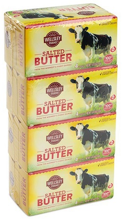 All Natural Salted Butter