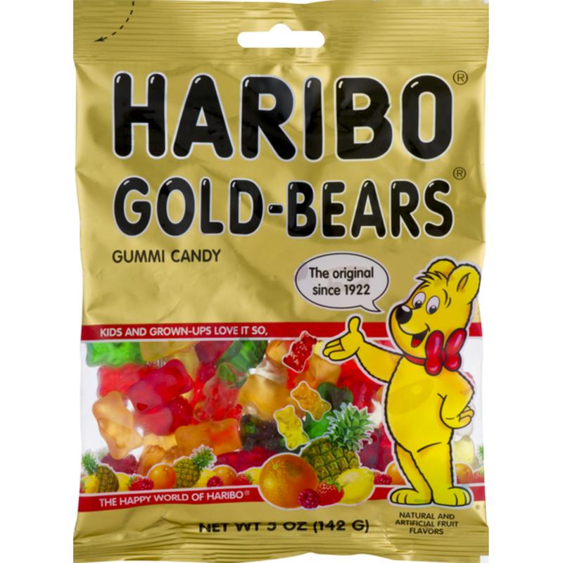 Gummi Candy - Gold-Bears