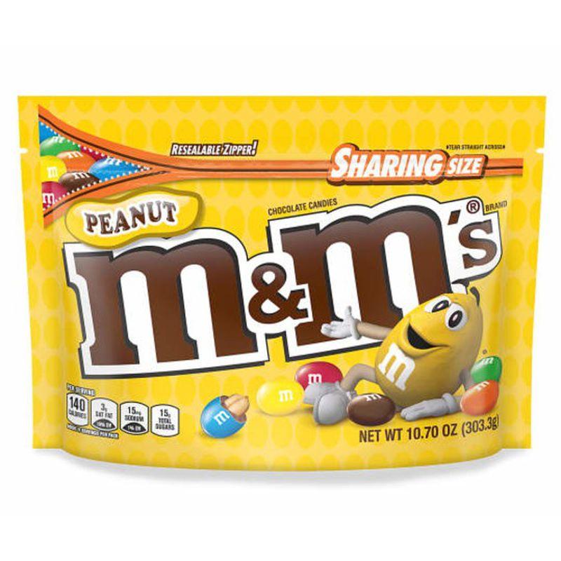 Peanut Milk Chocolate - Sharing Size
