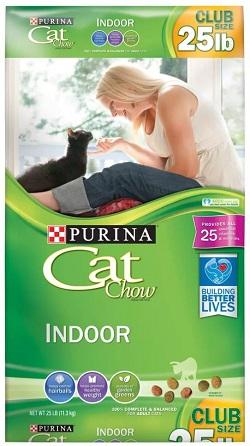 Cat Chow Indoor Cat Food