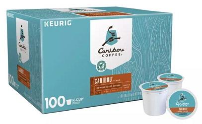 Caribou Blend K-Cup Pods