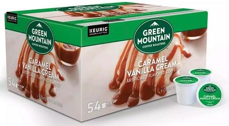 Caramel Vanilla Cream K-Cup Pods