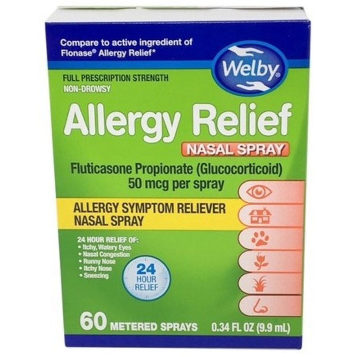 Allery Relief, Nasal Spray