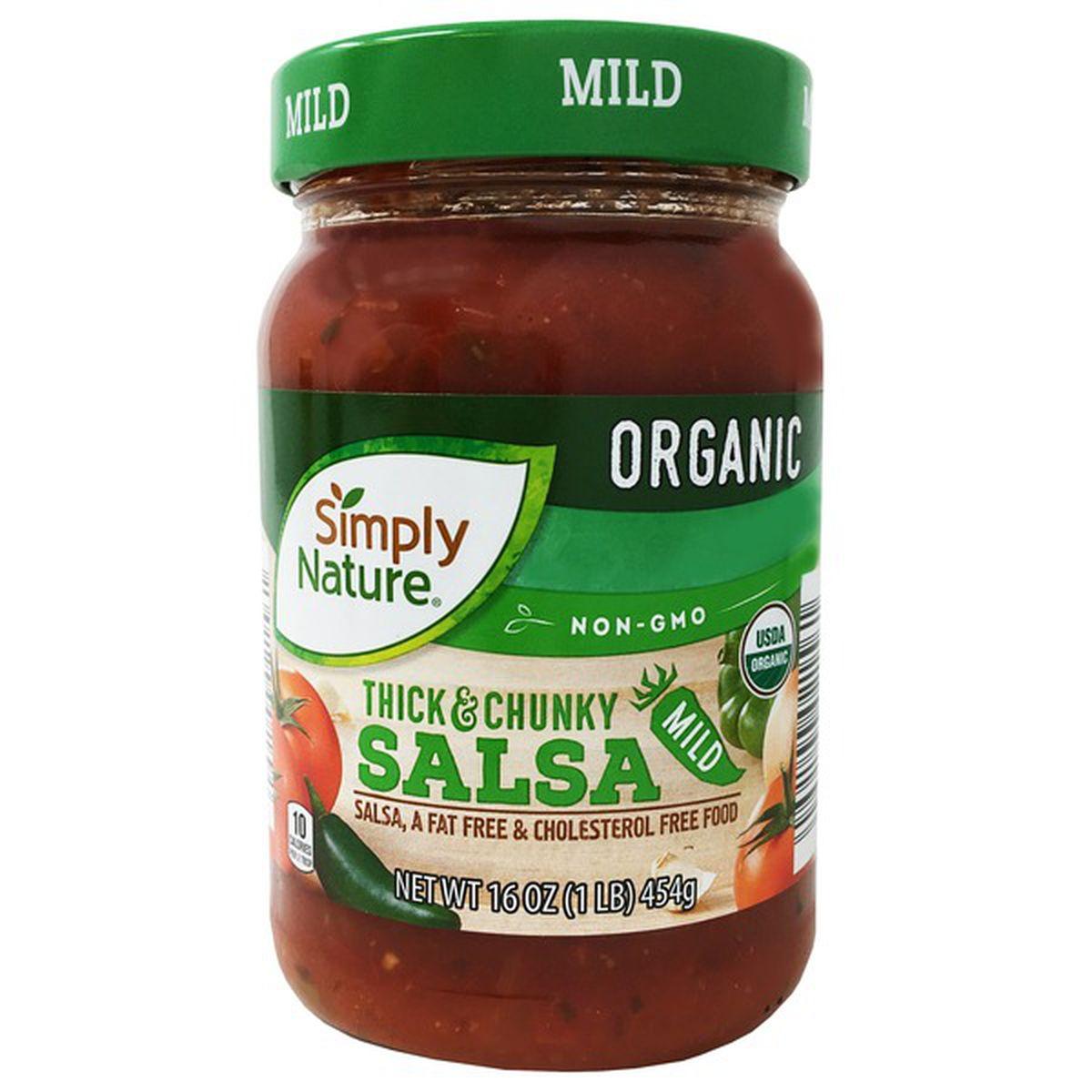 Organic Salsa