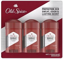 Anti-Perspirant & Deodorant