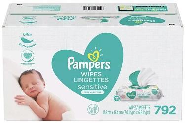 Baby Wipes Sensitive