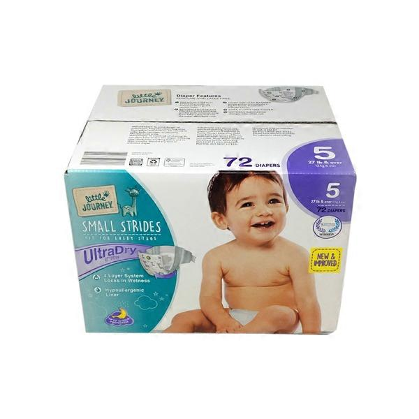 Club Pack Diapers Size 5