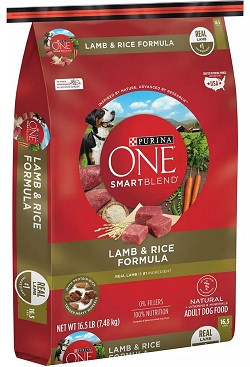 Lamb and Rice Formula Adult Dog Food