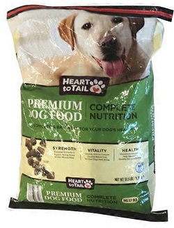 Dry Dog Food - Complete Nutrition