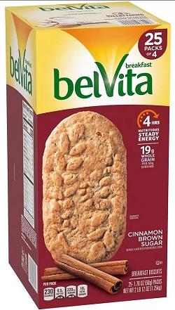 Cinnamon Brown Sugar Breakfast Biscuits