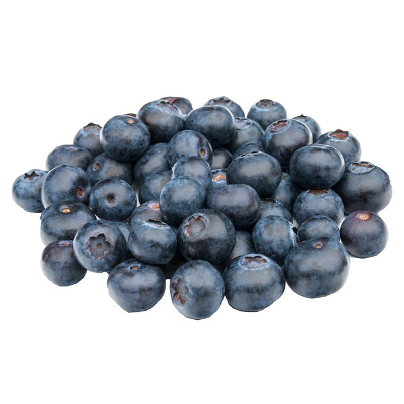 Blueberries, Package