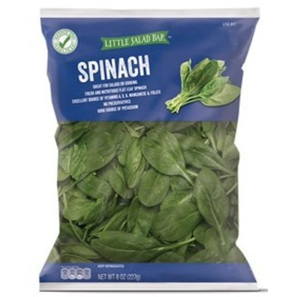 Flat Leaf Spinach