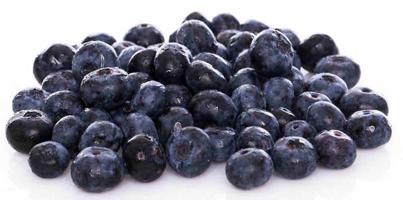 Blueberries, Package