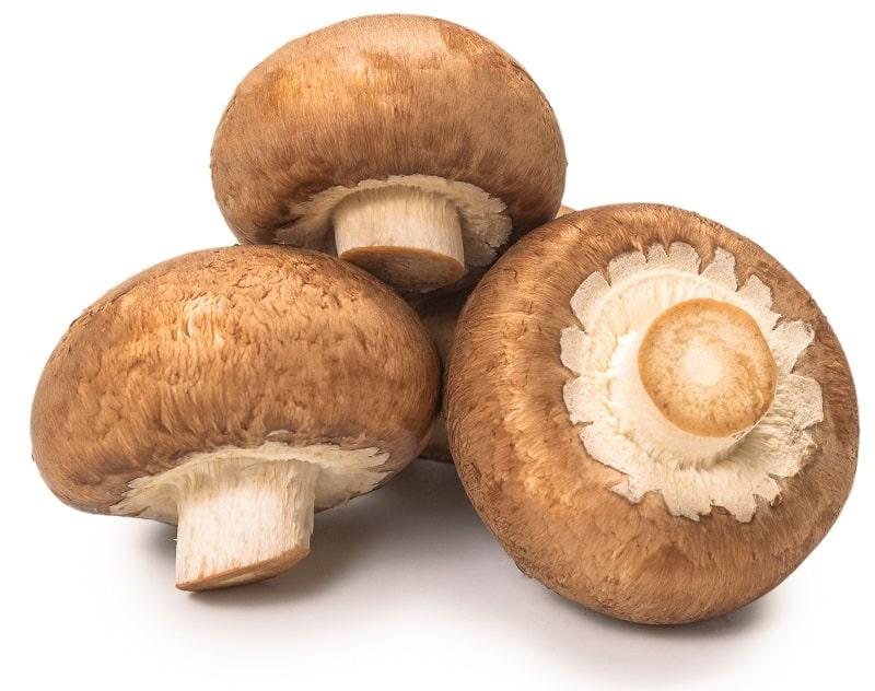 Baby Bella Mushrooms, Package