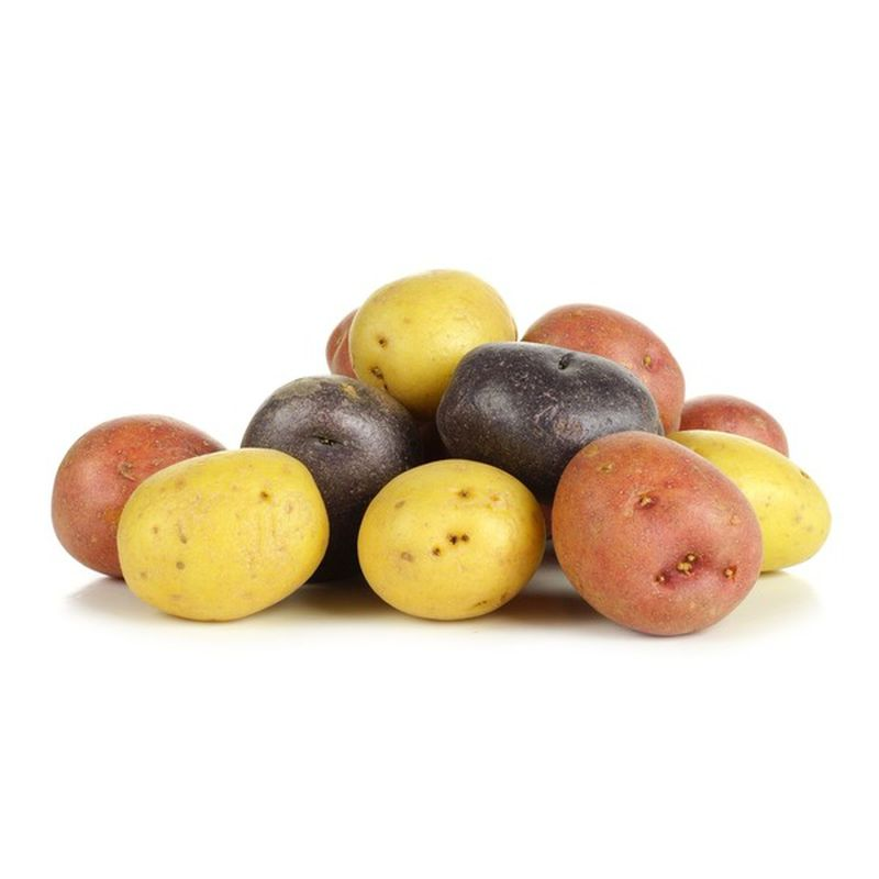 Bite Size Medley Potatoes, Bag