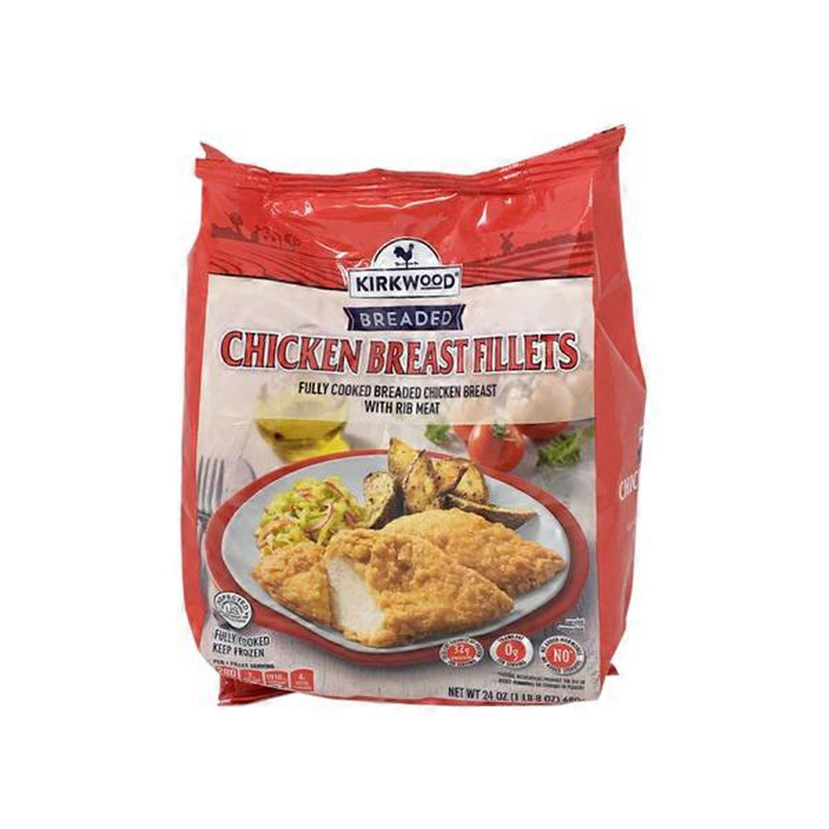 Breaded Chicken Fillets
