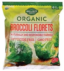 Organic Broccoli Florets