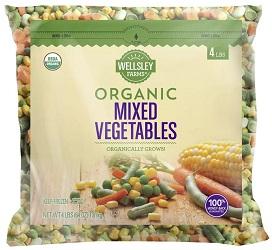 Organic Mixed Vegetables