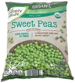 Organic Frozen Peas