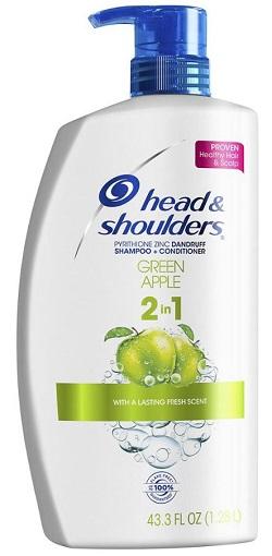 Anti-Dandruff 2 in 1 Shampoo and Conditioner