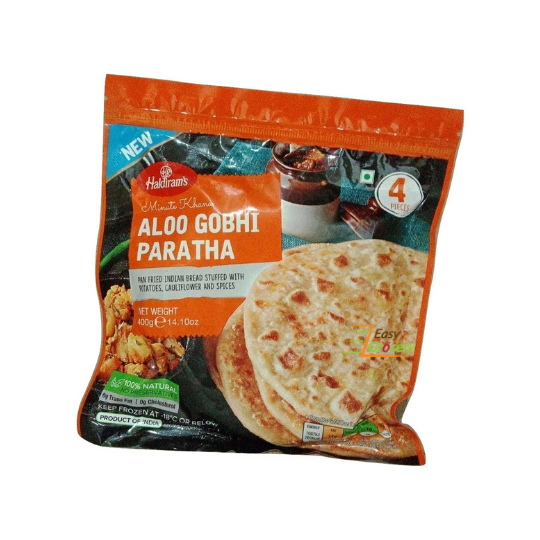 Aloo Gobhi Paratha