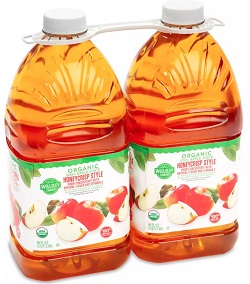 Organic Honeycrisp Apple Juice