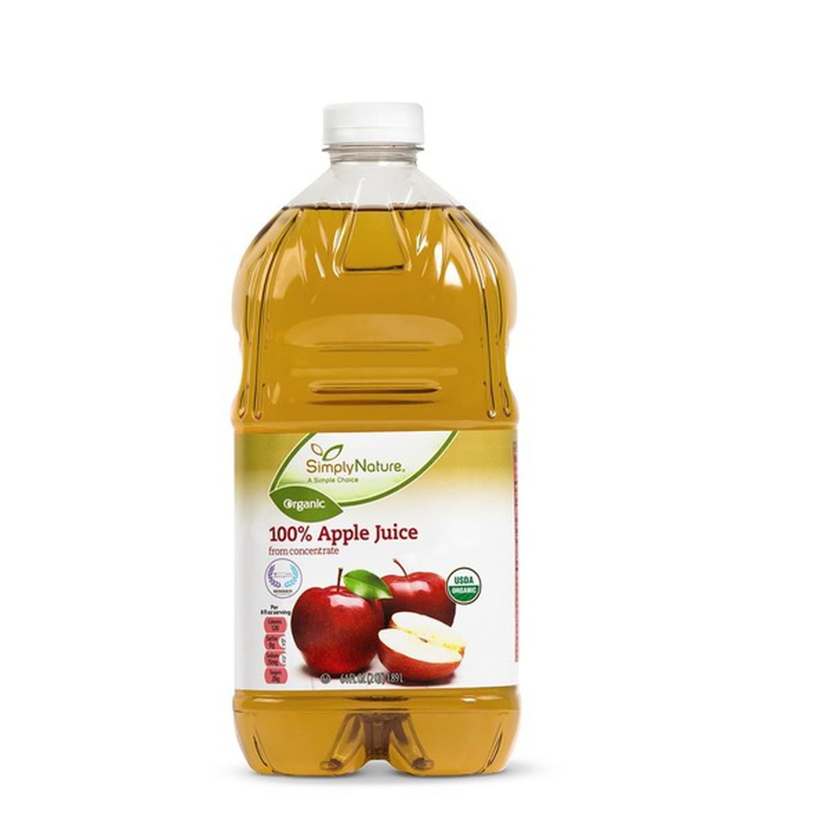 100% Apple Juice - Organic