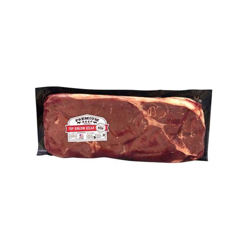 Black Angus Choice Top Sirloin Steak