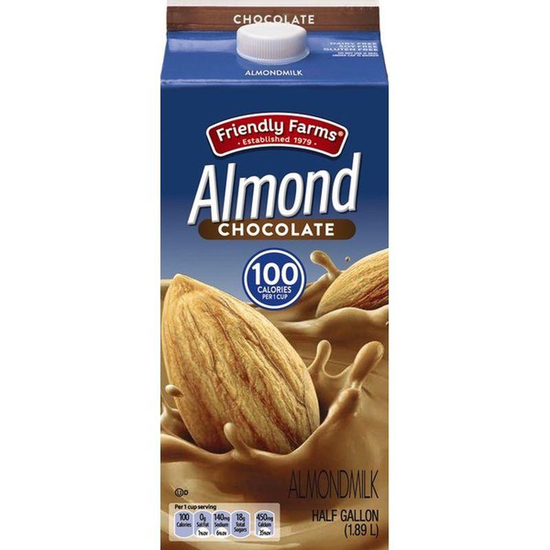Chocolate Almondmilk