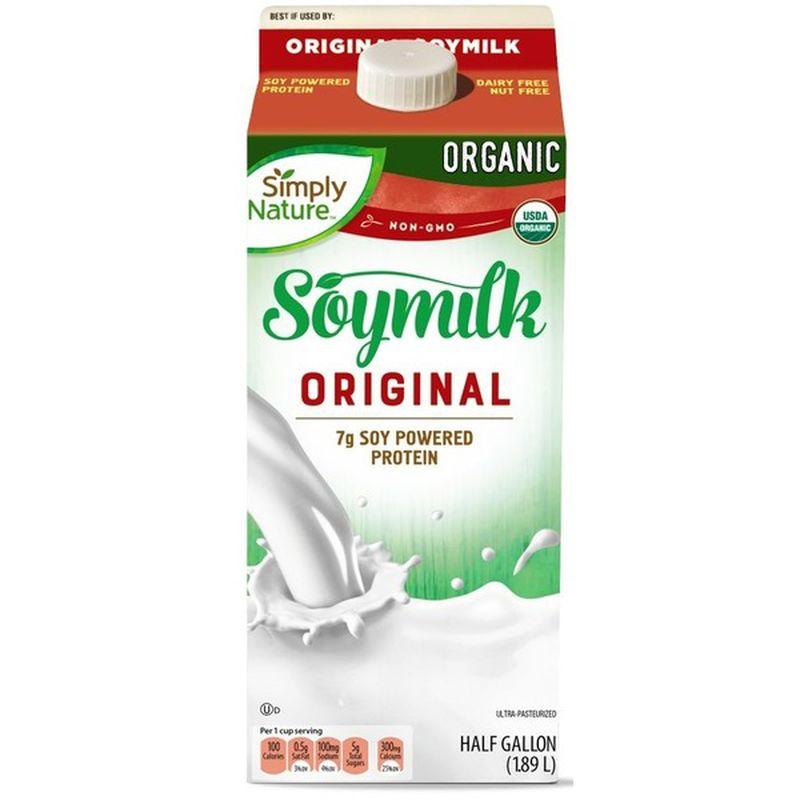 Organic Original Soymilk