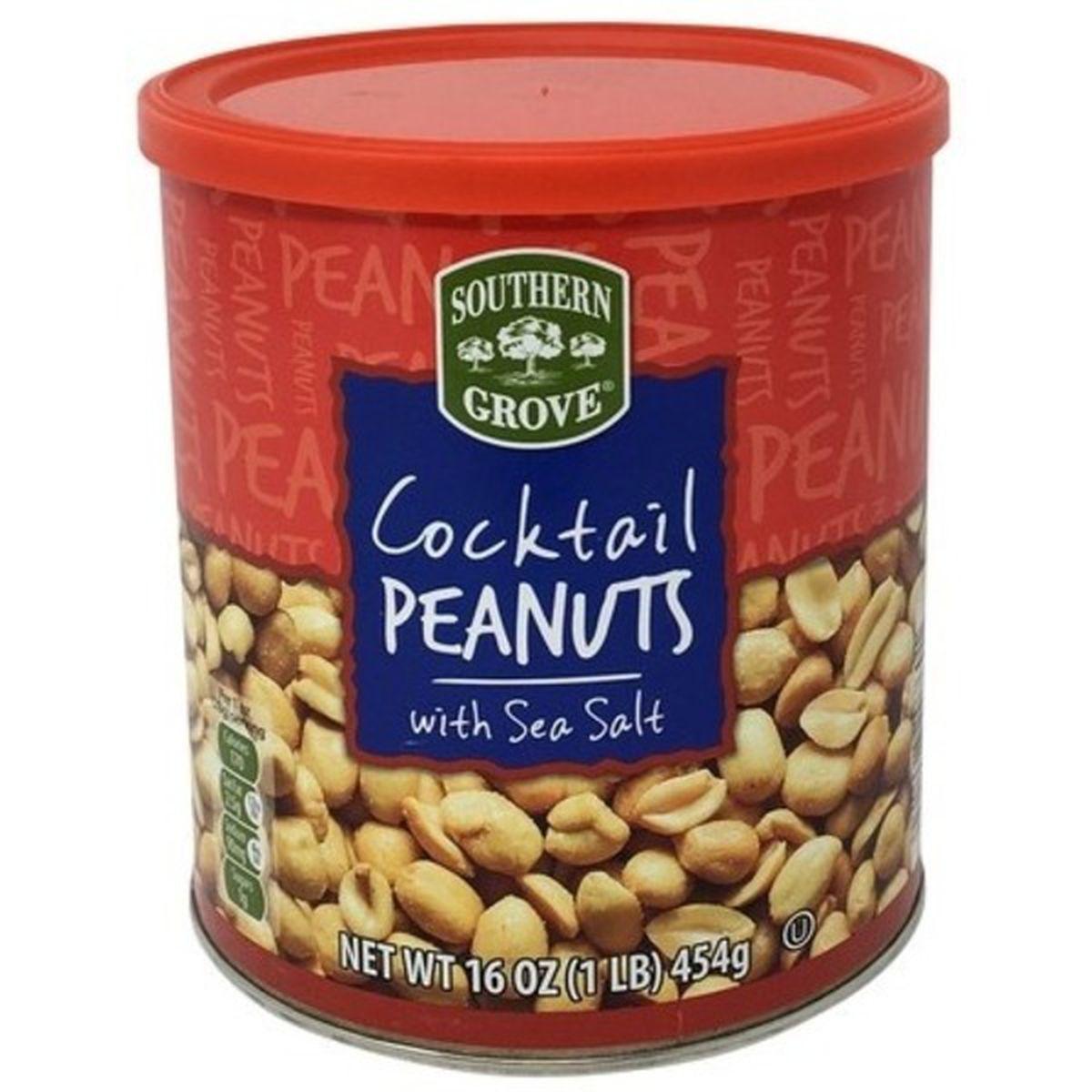 Cocktail Peanuts