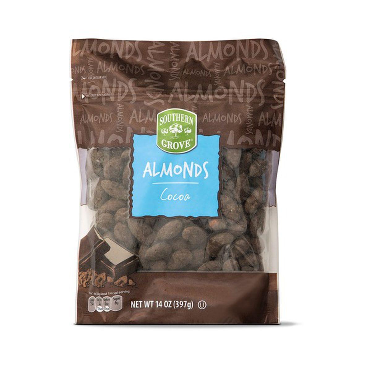 Cocoa Flavored Almonds