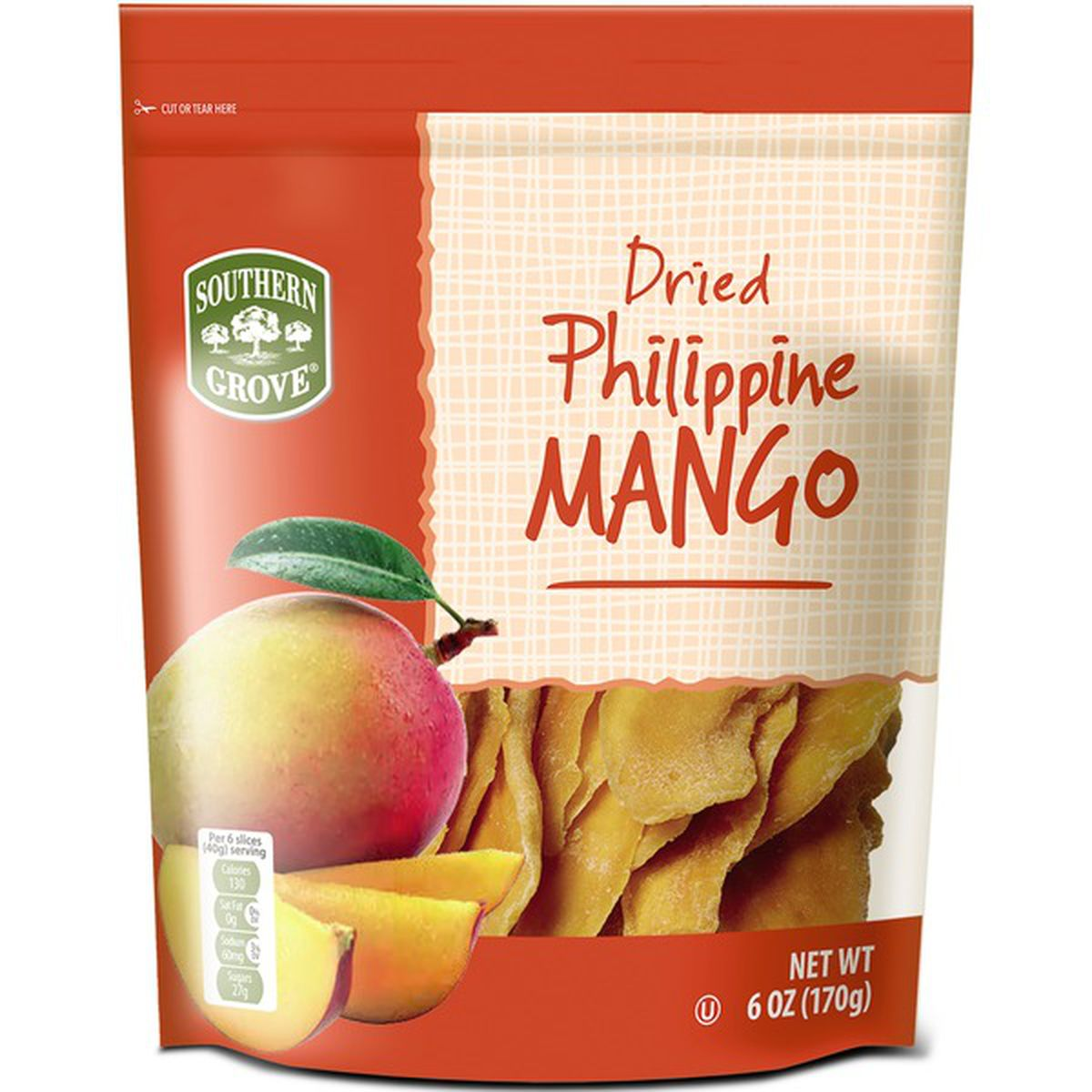 Dried Philippine Mango