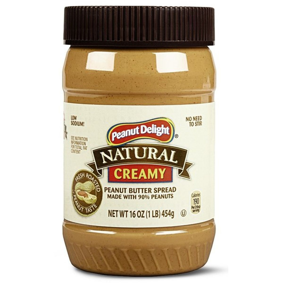 Natural Creamy Peanut Butter