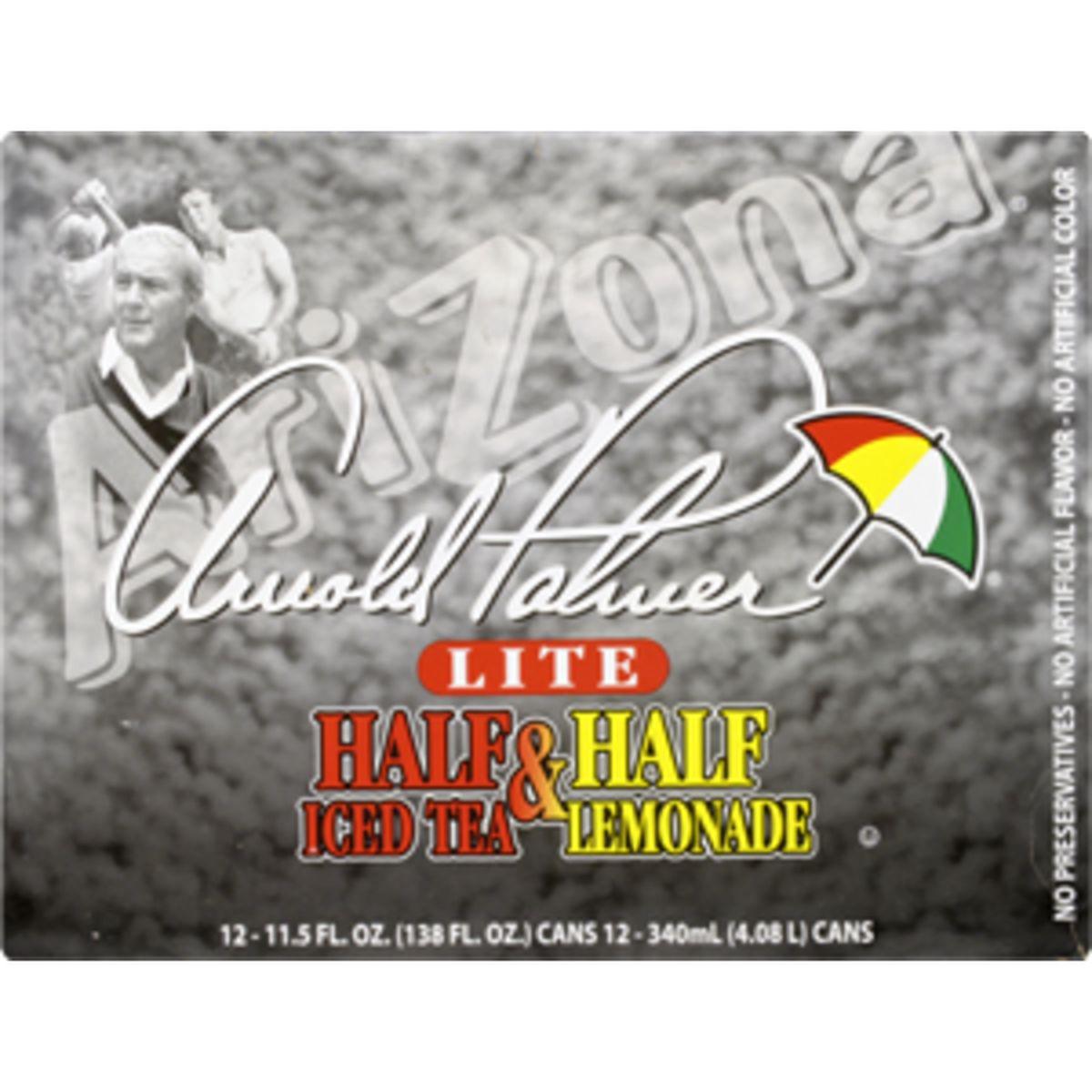 Arnold Palmer Half & Half Iced Tea Lemonade